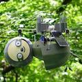 Einfach rumhängen: Das reicht für Naturschutz (Foto: Rob Felt, gatech.edu)