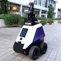Roboter Xavier in Aktion: Patrouille gegen Raucher und Co (Foto: htx.gov.sg)